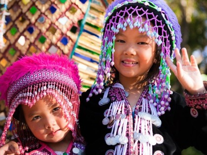 Akha-children-Chinag-Mai-Thailand